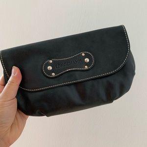 Longchamp Leather Clutch